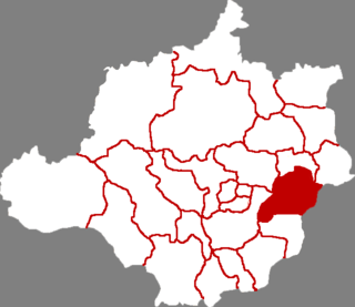 Anxin County County in Hebei, Peoples Republic of China