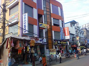 Hooghly district - Chinsurah N.S Road