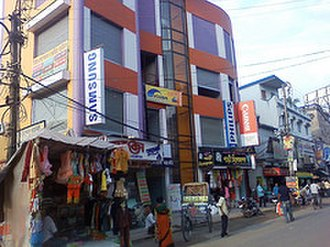 Chinsurah - Chinsurah N.S. Road