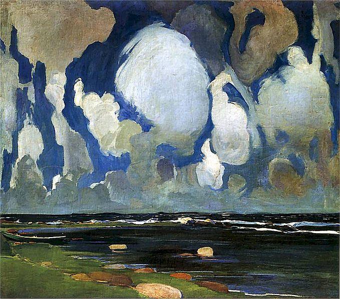 File:Chmury w Finlandii.jpg