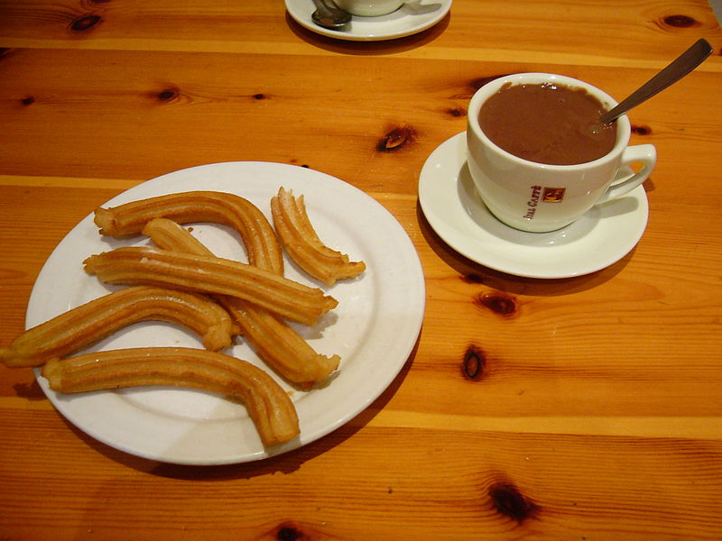 Файл:Chocolate with churros.jpg