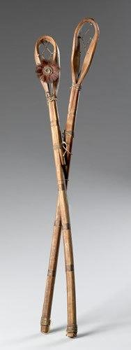 Choctaw Stickball Sticks