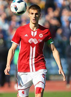 Bozhidar Chorbadzhiyski Bulgarian footballer