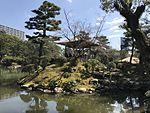 Chozenkyo Pavillon in Shukkei Garden 2.jpg