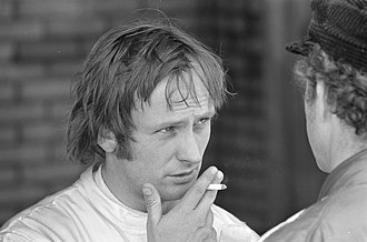 Chris Amon - Amon at the 1970 Dutch Grand Prix