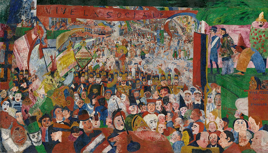 james ensor - image 1