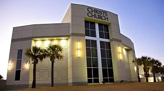 Christ's Church, Jacksonville - Front of Christ's Church Fleming Island