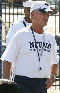 Chris Ault American athletic director, football coach and former player