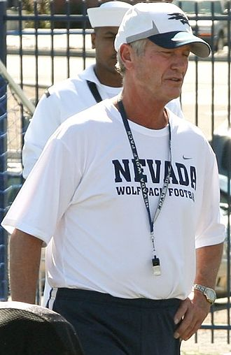 Nevada Wolf Pack football - Chris Ault