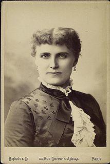 Christina Nilsson Swedish operatic soprano
