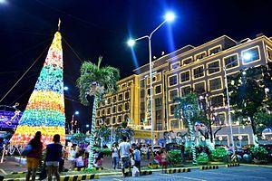 Iloilo - Iloilo Provincial Capitol in Iloilo City