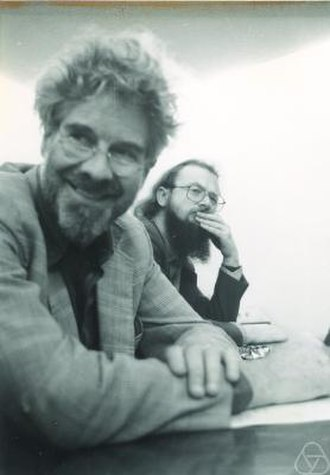 Christopher Zeeman - Erik Christopher Zeeman in 1980, courtesy MFO