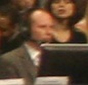 Chuck Swirsky - Chuck Swirsky calling a Chicago Bulls game in 2009.
