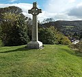 Church Stretton War Memorial - geograph.org.uk - 4429776.jpg