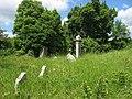 Church and graveyard at Newtownstalaban - geograph.org.uk - 851803.jpg