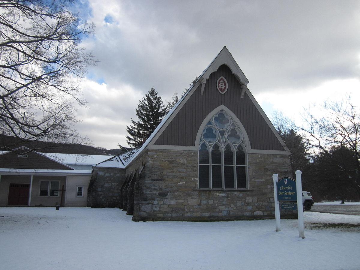 Church Of Our Saviour New Lebanon New York Wikipedia