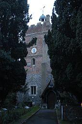 Harmondsworth - Wikipedia