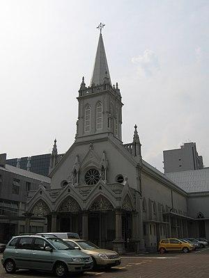 Church of Saints Peter and Paul, Singapore - Image: Church of Saint Peter and Saint Paul, Jan 06