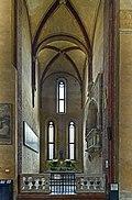 Church of the Eremitani (Padua) - Interior - Cappella absidale dedicate alla famiglia Dotto.jpg