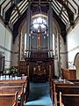 Church of the Holy Innocents, High Beach, Essex, England - nave and pipe organ.jpg