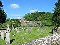 Churchyard, Chiselborough, Somerset. - geograph.org.uk - 446069.jpg