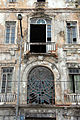 Cidade bassa, praça Cairu, edificio belle epoque abbandonato 04, 1928.JPG