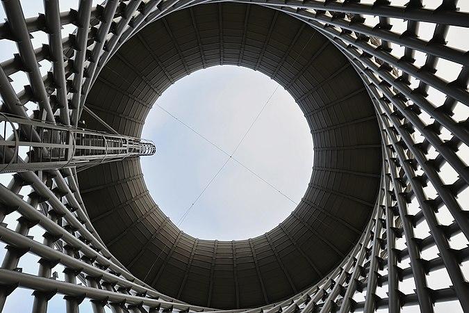 Ciechanów, wieżowy zbiornik wyrównawczy (3).jpg