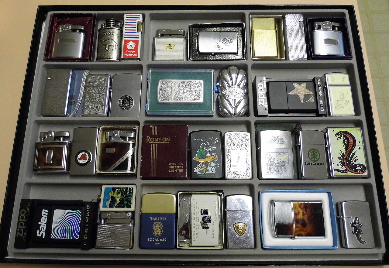 File Cigarette Lighter Collection Zippo Western Electric