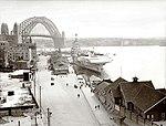 Circular Quay, Sydney, 1940s (3293609191).jpg
