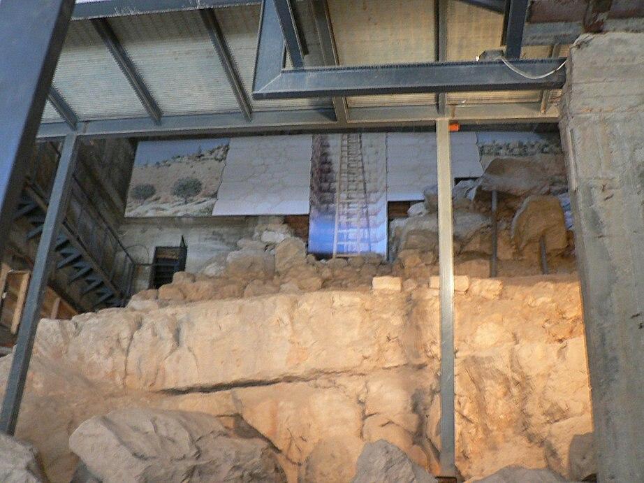 City of David - Warren's Shaft Ir-david02