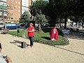 Ciudad Lineal rinde homenaje a Pablo Ráez, impulsor de una campaña para la donación de médula ósea 04.jpg