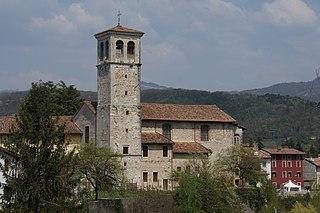 Oratorio di Santa Maria in Valle building in Cividale del Friuli, Italy