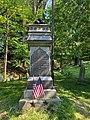 Civil War memorial at Ithaca City Cemetery.jpg