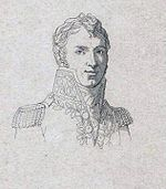 Sketch of Claude Carra Saint-Cyr