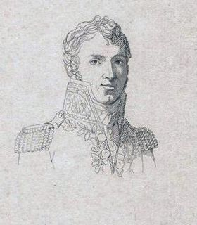 Claude Carra Saint-Cyr French general and diplomat