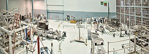 Clean Room at Goddard Space Flight Center (4422310573).jpg