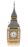 Clock Tower - Palace of Westminster, London - May 2007 icon.png