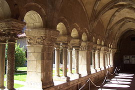 Cloister of Elne