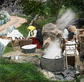 Clothes washing in the creek near Hotell Geiranger.jpg