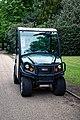 ClubCar flatbed golf cart club car City of London Cemetery 1.jpg