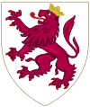 Coat of Arms and Shield of León (1284-1390).svg