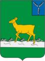Coat of Arms of Ivanteevka rayon (Saratov oblast).png