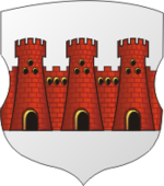 Coat of Arms of Suraž, Belarus.png