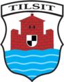 Coat of Arms of Tilsit (Sovetsk Kaliningrad oblast).png