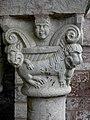 Codalet (66) Abbaye Saint-Michel de Cuxa Cloître Chapiteau 44.JPG