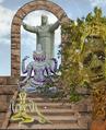 Collage- Evolutionistische Stufentheorie der Religionen.png