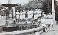 Collectie Nationaal Museum van Wereldculturen TM-60050757 Een groep jongens, de Wenner koorknapen, in uniform bij een vijver in het park Curacao Mr. B. (Bastiaan) de Gaay Fortman (Gerelateerd).jpg