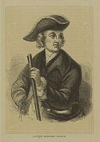 Colonel Benjamin Church