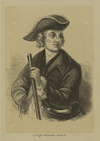 Plymouth Colony - Benjamin Church: Father of American ranging