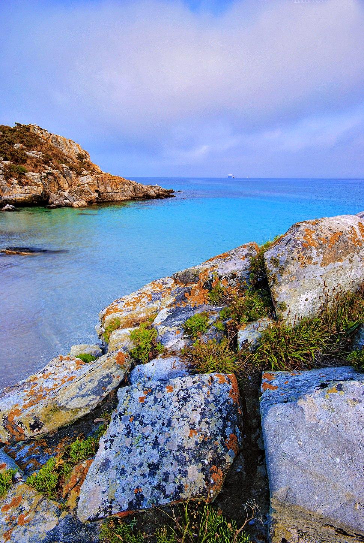 Illas Cíes.
